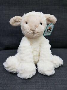 Kids Soft Toy - Jellycat Fuddlewuddle Lamb Medium- Baby Kids Birthday Present!*