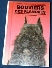 Bouviers Des Flandres Hard Cover Book Gerene Coates Legget 1990