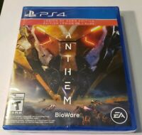 Anthem Legion of Dawn Edition Playstation 4 brand new factory sealed
