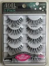 (5 PAIRS) Ardell Lashes WISPIES Natural Multipack False Eyelashes Black 5 PAIRS