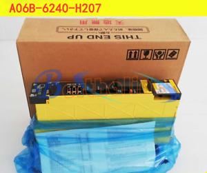 1PC New Fanuc A06B-6240-H207 Servo Amplifier