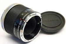 Panagor 50 Mm Auto Macro Converter Para Canon Fd Stock no. u1199