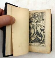 1656 Sulpitii Severi Opera Omnia Quae Extant History Engraved Frontis