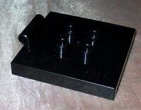 Lego Duplo LKW Aufleger Platte Tile Modified 4 x 4 schwaz aus 10518 5653 4976