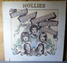 The Hollies Clarke Hicks Sylvester Calvert Elliott Vinyl Album LP (DBH5)