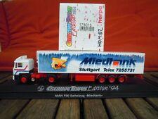 Herpa 174015 MAN F90 Semi-remorque Miedtank Stuttgart in PC boîte. in , 1:87, H0
