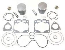 1999 2000 2001 Polaris 700 Pistons Bearings Top End Gasket Kit RMK SKS XC SP