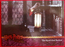 HARRY POTTER - SORCERER'S STONE - Card #063 - THE RESTRICTED SECTION