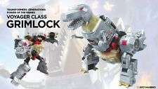 (P) TRANSFORMERS GENERATIONS POWER OF THE PRIMES VOYAGER GRIMLOCK ACTION FIGURE