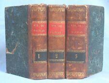 VIE du CHEVALIER de FAUBLAS / J.B. LOUVET / Édition ROUX Signée  /  1806