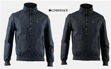 Giubbotto uomo Lumberjack-impermeabile leggero giacca a vento tipo K WAY