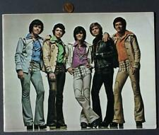 1975 The Osmonds Live On Site Concert Program-Donny,Marie & the whole gang-Cool*