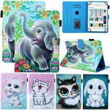 Universal Magnetic Leather Cover Case For Samsung Galaxy Tab 3 4 A E S2 8.0 inch