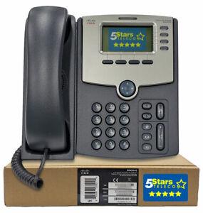 Cisco SPA504G 4-Line IP Phone - Brand New, 1 Year Warranty