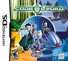 Code Lyoko NDS New Nintendo DS
