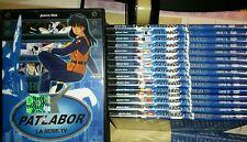 PATLABOR LOTTO 16 DVD VOLUME 2/15 + 18 e 20 DVD ORIGINALI E PERFETTI **YAMATO**