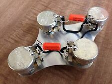 Gibson 300k Linear Taper Pots Les Paul 50's Wiring .022 Orange Drop Epiphone