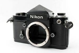 Nikon F2 Eyelevel SLR Film Camera body Black Japan #766927