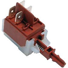 Push Button On Off Switch 4 Tag for BUSH CDA FAGOR Dishwasher