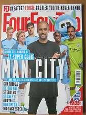FourFourTwo December 2016 Manchester City Alex Ferguson Jaap Stam Tony Cascarino