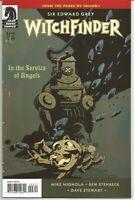 Witchfinder #3 : September 2009 : Dark Horse Comics..