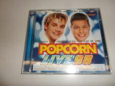 CD  Popcorn Live'98