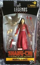 New Hasbro Marvel Legends Shang-Chi Ten Rings Katy Target Exclusive