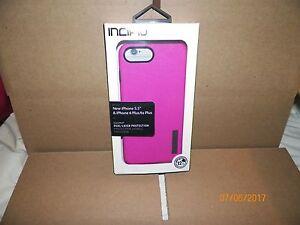 1 BRAND NEW INCIPIO CASE FOR IPHONE 5.5, IPHONE 6 PLUS, 6S PLUS.