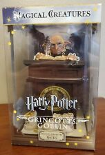 Harry Potter Magical Creatures #10 GRINGOTTS GOBLIN (Noble Collection) New NM/M