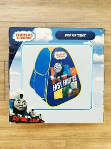 THOMAS & FRIENDS NEW POP UP TENT INDOOR USE AGE 3+ 28IN X 28IN X 33IN