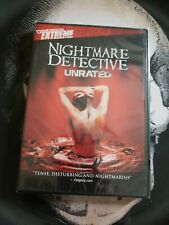 Nightmare Detective (DVD, 2008, Unrated) 796019810128