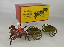 "Britains #1330 Royal Engineers General Service Wagon England 7 3/4"" Long NM/Box"
