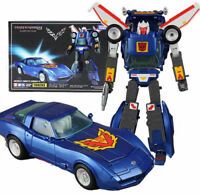 """Masterpiece MP25 Autobots Tracks Figure 5"""" Toy New in Box"""
