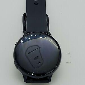 Samsung Galaxy Watch Active 2 44mm SM-R820 4GB Aqua Black  READ