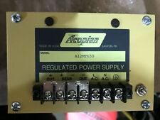 -- ACOPIAN A12MT650 Regulated Power Supply! --