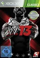XBOX 360 WWE 13 Wrestling Deutsch OVP Top Zustand