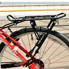 Cycling Bike Bicycle Rear Rack Carrier MTB Pannier Luggage Carrier Rack F7