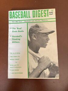 June 1969 Baseball Digest