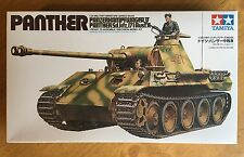 Tamiya German Panther Tank Model Kit 1:35 Scale