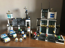 Lego Police Headquarters HQ Set 7744 - Great Condition