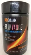 BodyDynamix™ Slimvance® Core Slimming Complex Stimulant Free 60 capsules