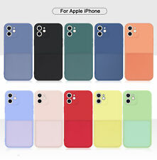 Card Pocket Slim Phone Back Case Cover For iPhone 6 7 8 Plus XR 11 12 Pro Max SE