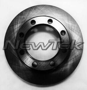 Disc Brake Rotor Front NewTek 5523