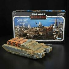 New listing Star Wars Rogue One The Vintage Collection Imperial Combat Assault Tank - Nip
