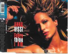 ANNA VISSI - Everything i am CD-MAXI 4TR Enh Euro House 2001 (HOLLAND PRINT!!)