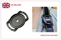 Lens Cap Holder Buckle Keeper for Canon  52mm 58mm 67mm size, Sony Pentax Nikon