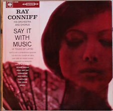 RAY CONNIFF HIS ORCHESTRA AND CHORUS    33T  LP