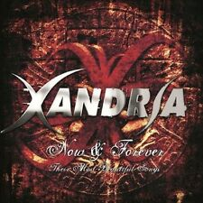 XANDRIA - NOW & FOREVER: THEIR MOST BEAUTIFUL SONGS NEW CD