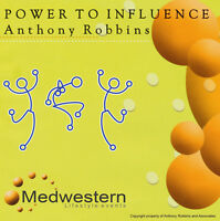 Power to Influence: Anthony Robbins Audiobook  - 6CDs