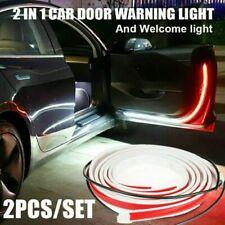 2x Autotür Offen Warnleuchte Blinkende LED-Leuchten Strip Anti-Kollision